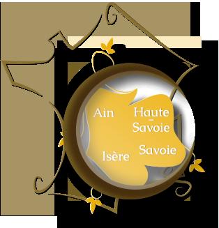 déplacement en Isère, Ain, Savoie et Haute-Savoie